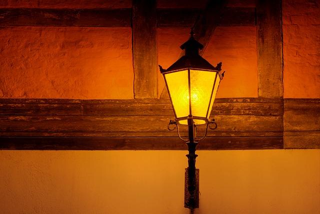 lucerna u zdi