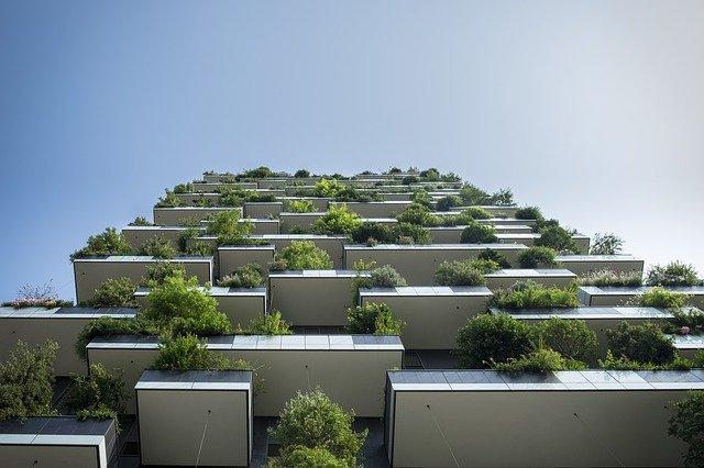 Zelené terasy